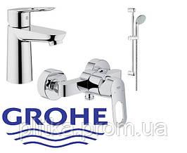 Набор смесителей для душа Grohe Bau Loop 123220