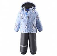 Комплект, куртка и комбинезон зимний Lassie by Reima 713694, цвет 6111