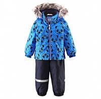 Комплект зимний , куртка и комбинезон Lassie by Reima 713695A, цвет 6511