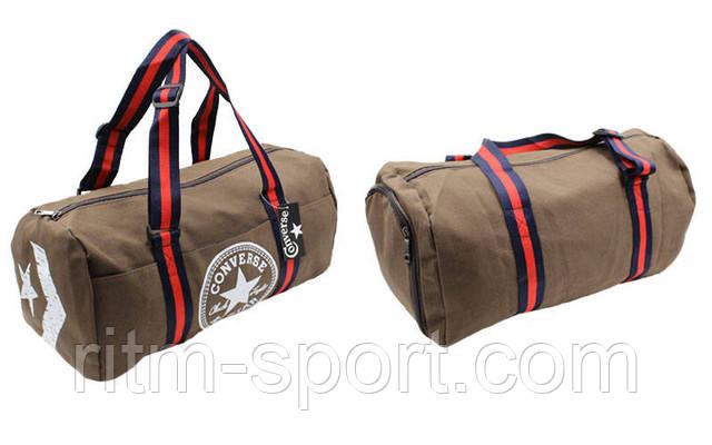 Купить сумку для спортивного инвентаря. Сумка состоит из основного отделения с застежкой на молнии, бокового отделения для обуви, двух регулируемых ручек для переноски.