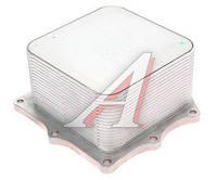 Охладитель масляный Газель NEXT,Бизнес дв.Cummins ISF 2.8 (теплообменник) (пр-во ГАЗ)