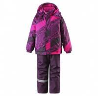 Комплект зимний , куртка и комбинезон Lassie by Reima 723693B, цвет 4981