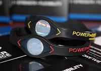 Power Balance энергетический браслет для мужчин черного цвете размер S, M, L, XL (Уценка 50%)