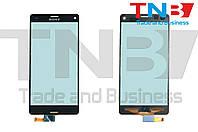 Сенсор SONY Xperia Z3 mini D5803 Черный