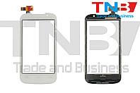 Сенсор Prestigio MultiPhone 3400 Duo БЕЛЫЙ