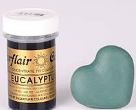 Краска паста Sugarflair Эвкалипт, фото 1