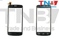 Сенсор Prestigio MultiPhone 5504 Duo Черный