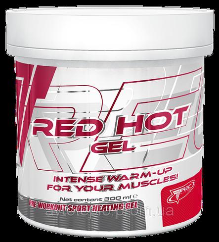 Гель для разогрева мышц Red Hot Gel - 300 мл