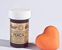 Краска паста Sugarflair Персик, фото 1