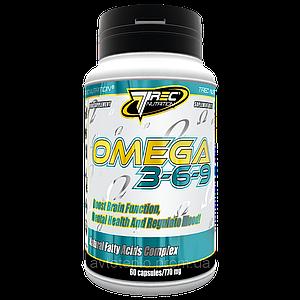 Жирные кислоты  Omega 3-6-9 - 120 капсул