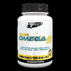 Жирные кислоты Омега 3 (Super Omega-3 - 120 капсул)