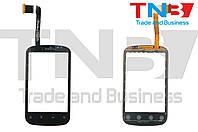 Сенсор HTC Explorer A310e Черный ОРИГИНАЛ