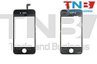 Сенсор APPLE IPHONE 4S Черный