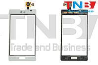 Сенсор LG P705 Optimus L7 БЕЛЫЙ ОРИГИНАЛ