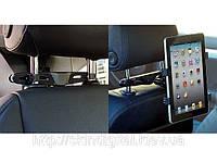 Автомобильный держатель для планшетов 7-14 дюймов с креплением на подголовник сидения