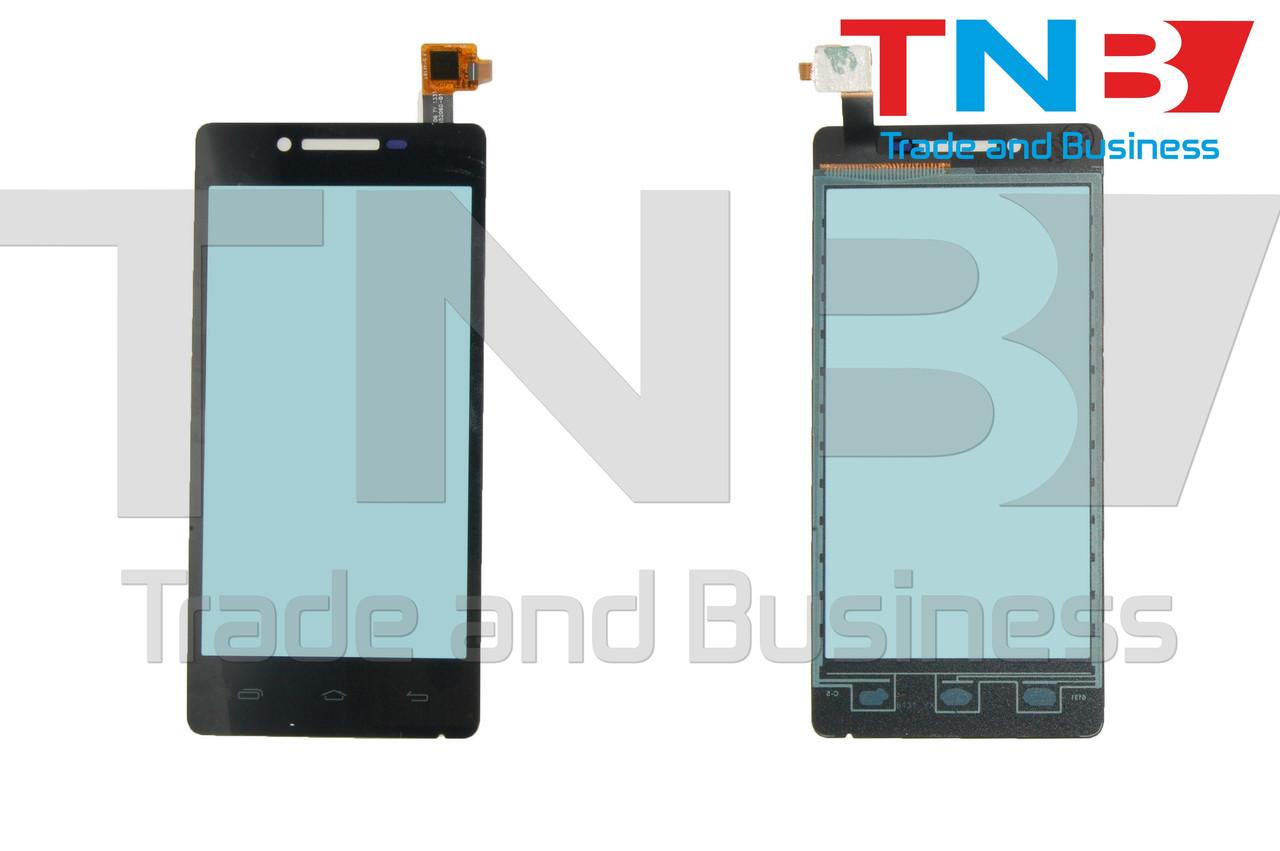 Сенсор Prestigio MultiPhone 5451 Duo Черный