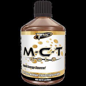 Энергетик натуральный M-C-T Gold - 400 мл