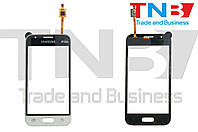 Тачскрин SAMSUNG Galaxy J1 Duos Mini БЕЛЫЙ ОРИГ