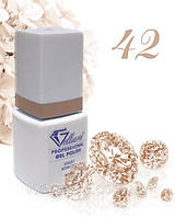 "Гель-Лак №042 Cream (кремовый) UV/LED ""Gelliant"" 9 мл."