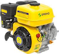 Двигатель бензиновый с редуктором Sadko GE-200R (6,5 л.с.)
