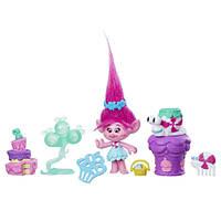 DreamWorks Вечеринка Розочки Trolls Poppy's Party Story Pack