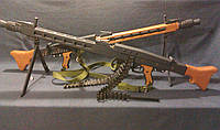 Германский Пулемет MG 42 макет из дерева