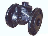 Клапан обратный подъёмный фланцевый 16ч3п(нж)