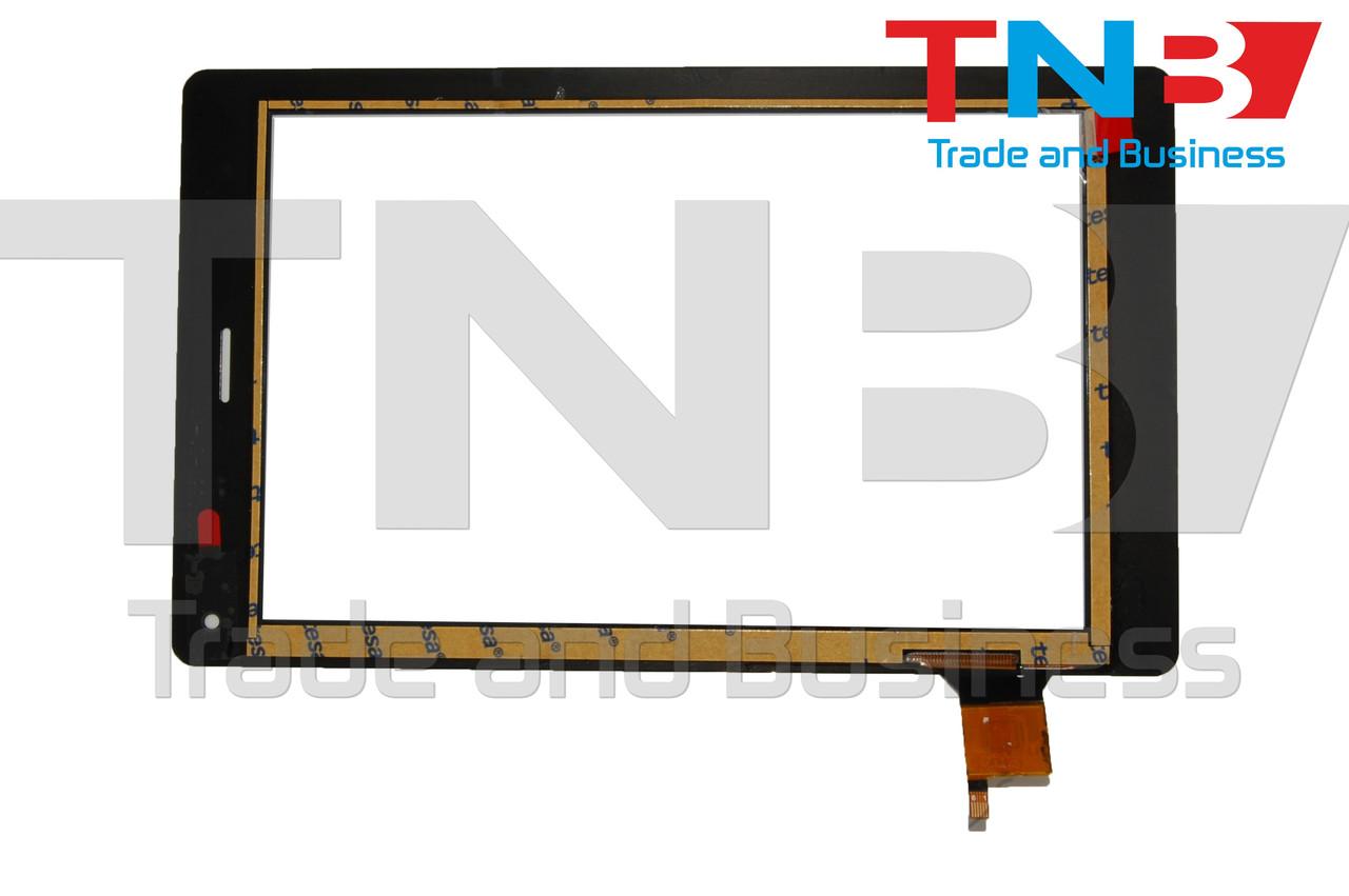 Сенсор 186x113mm 6pin 070367-01A-V1 Чорний