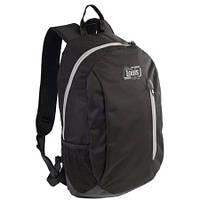 Louis Sponsor Black Мото рюкзак Моторюкзак универсальный