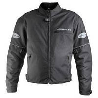 Adrenaline Road Jacket Black, S Мотокуртка текстильная с защитой, фото 1