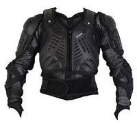 Adrenaline Shell Pro Offroad Black, M Моточерепаха защитная