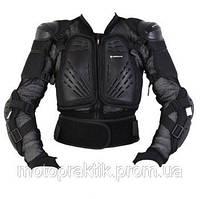 Adrenaline Shell Pro Road Black, S Моточерепаха защитная