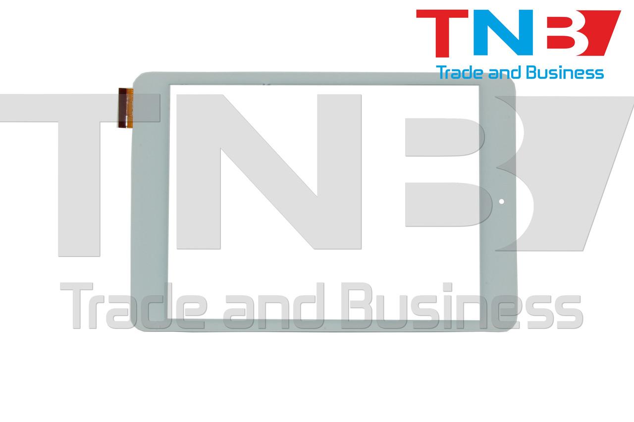 Сенсор 197x132mm 40pin LT80028A0 БІЛИЙ