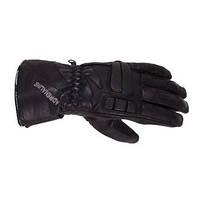 Adrenaline Cruiser Black Мотоперчатки кожаные, XS