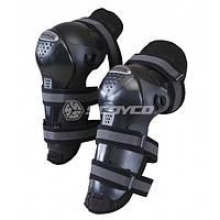 Мотонаколенники защитные SCOYCO K07 Black