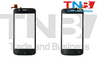Сенсор Prestigio MultiPhone 5453 Duo Черный