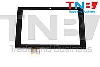 Сенсор SONY Tablet Z 10,1 SGP321 Черный ОРИГИНАЛ