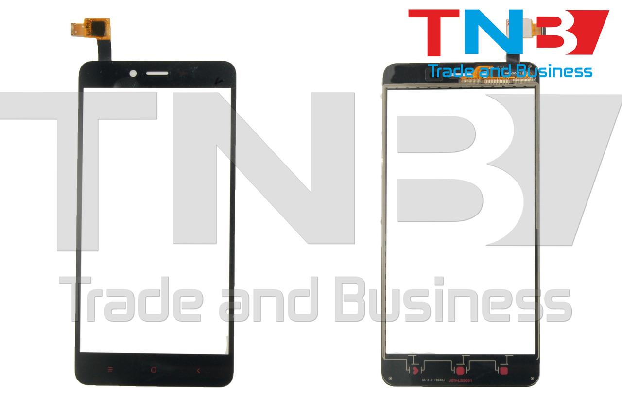 Сенсор Xiaomi Redmi Note 2 Чорний ОРИГІНАЛ