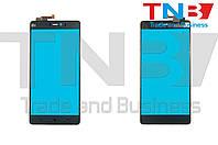 Сенсор Xiaomi Mi4c Черный ОРИГИНАЛ