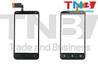 Сенсор HTC Desire VC T328D Черный