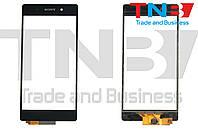Сенсор SONY Xperia Z2 3G L50U Черный ОРИГИНАЛ