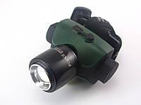 Налобный светодиодный фонарь Bailong BL-6835, фото 1