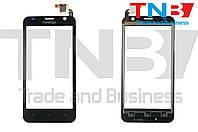 Сенсор Prestigio MultiPhone 3450 Duo Черный
