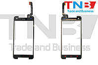 Сенсор HTC Butterfly X920S Черный ОРИГИНАЛ
