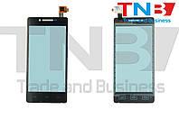 Сенсор Prestigio MultiPhone 5450 Duo Черный