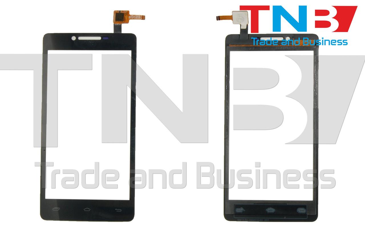 Сенсор Prestigio MultiPhone 5500 Duo Черный