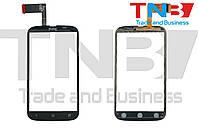 Сенсор HTC Desire VT T328T Черный