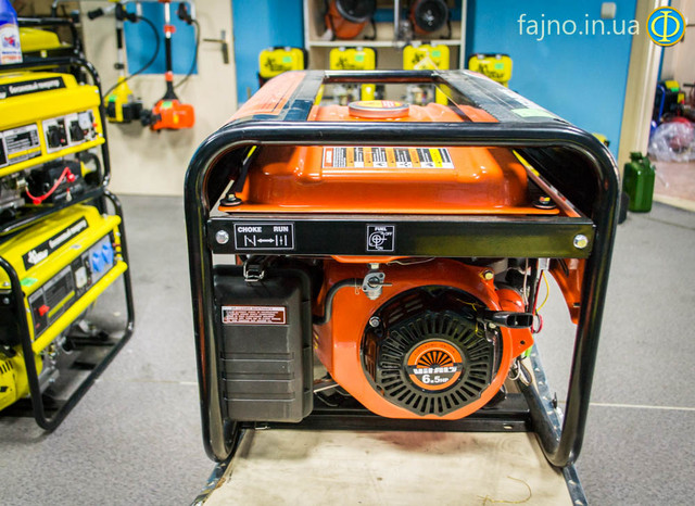 Бензиновый генератор Vitals EST 2.5B фото 7