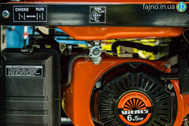 Бензиновый генератор Vitals EST 2.5B фото 8