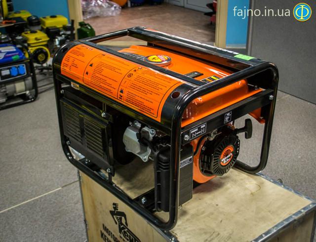 Бензиновый генератор Vitals EST 2.5B фото 9